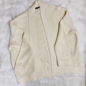 NYDJ open front sweater